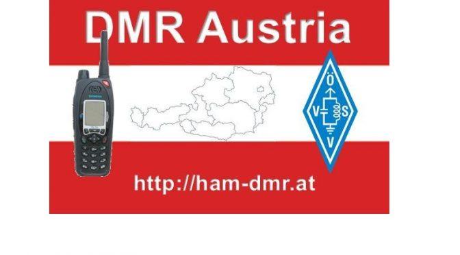 Handbuch DMR Österreich (Änderung)